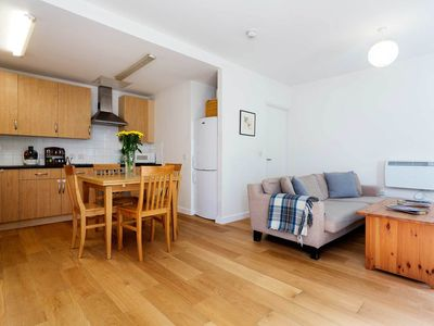 Photo for Located next to the famous Emirates Stadium! 2 bed apt. in Highbury (Veeve)