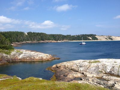 Photo for 2BR Cottage Vacation Rental in Sandy Cove, NL