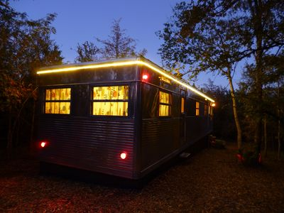 Tin Can Acres, a Retro Trailer Retreat Retro Mobile Homes on trailer homes, aretha's homes, retro park model homes, vintage homes, retro buses, retro motorcycles, retro furniture, 900 square foot homes, retro tile, one level homes, retro boats,