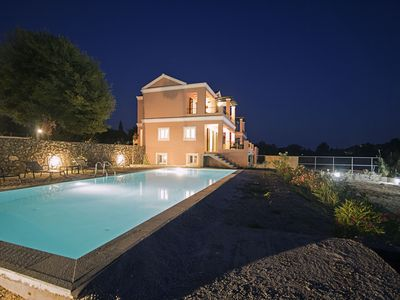 Photo for 4BR Villa Vacation Rental in CORFU
