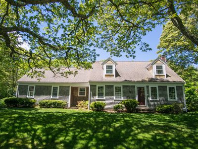 Photo for Large, Charming Cape Cod Home Close To Orleans And Chatham Beaches