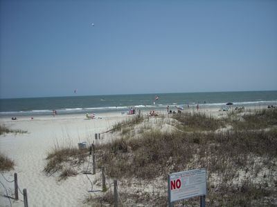 Photo for JUN22-29/JUL27-AUG 10& Oceanft,50 yd to beach, REMODELED w MASTER SHOWR,WFI,2POO