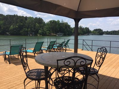 Photo for Most Primo Spot on Lanier - Family Fun & Location, Location, Location!