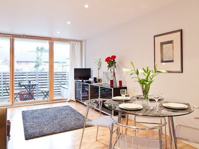 Photo for Affordable holidays in London, close to the Central London and Greenwich