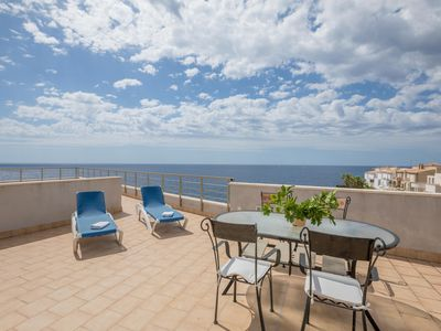 Photo for Magrana - Very modern furnished apartment in Cala Magrana, Porto Cristo