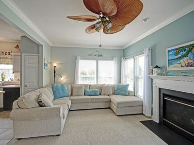 Photo for 4 bedroom 3 bath townhome close to Bethany Beach