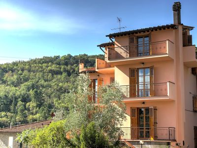 Photo for House Goose, bright and spacious apartment in the heart of Tuscany, in the Chianti.