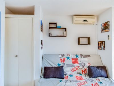 Photo for Apartment Le Panoramic 2 in Cap d'Agde - 4 persons, 1 bedrooms