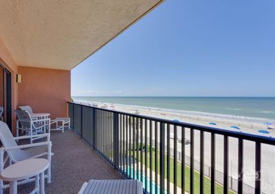 JC Resorts Emerald Isle 303 Balcony 2 Redington Shores