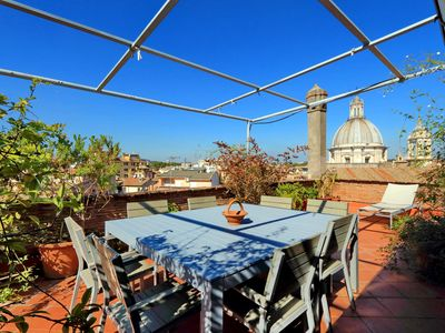 Photo for Campo de Fiori Luxury Penthouse