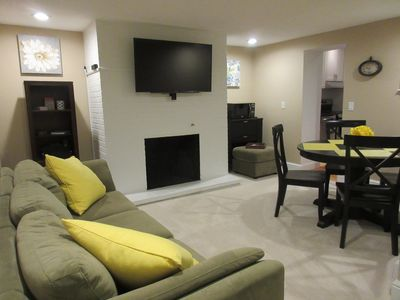 Photo for Charming One Bedroom Condo Located In Beacon Hill - Newly Renovated