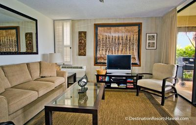 Photo for Great 1BR Oceanview w/ spacious Lanai, great value
