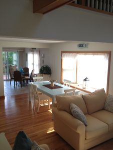 Photo for Open concept home, 1/3 Mile to Beaches, Restaurant and Ice Cream