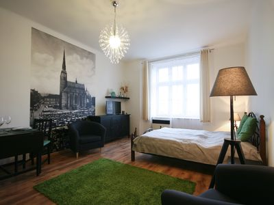 """Photo for Apartment in the only """"high-rise building"""" in Pilsen"""