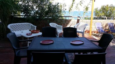 Photo for 2BR Apartment Vacation Rental in Santa Flavia, Palermo