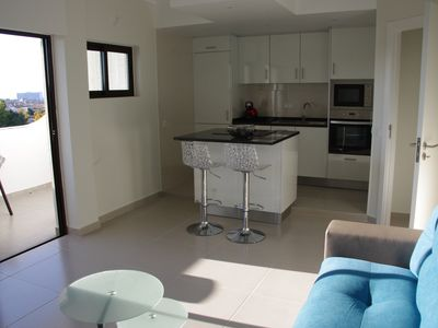 Photo for Superb clear view and sea view apartment