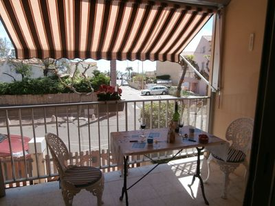 Photo for House AMILOIRE 3 bedrooms, 100 m from the beach and center nearby