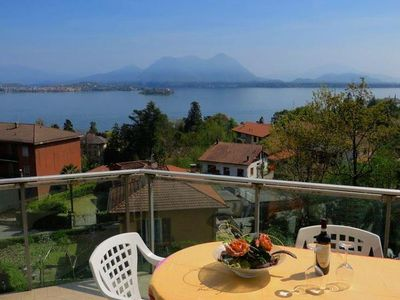 Photo for Vacation home Baveno for 1 - 8 persons with 3 bedrooms - Holiday apartment