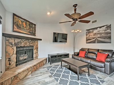 Photo for Cozy Sedona Townhome near Red Rock State Park!