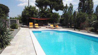 Photo for Trullo Paradiso- 1 km from Alberobello town, WIFI available