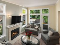 Great location, modern, comfortably designed; meets all needs of an intergenerational family