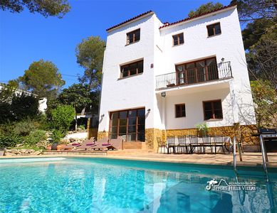 Photo for Impressive Villa Balzar With A/C,  Private Pool - Sleeps 14, Peaceful Area