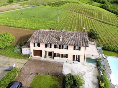 Photo for Vacation home Cascina Galarin (CTZ150) in Castagnole Lanze - 12 persons, 4 bedrooms