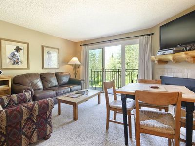 Photo for SL207 by Pioneer Ridge: Super Nice Studio in Mtn Setting! With Pool & Hot Tub