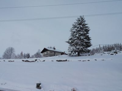 Photo for Chalet Nordica Gerardmer near ski-in / ski-out