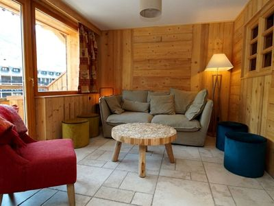 Photo for 4 room apartment equipped for 10 people, 99 m²