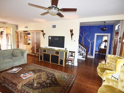 Photo for Fantastic House, Best Location, Walk to S. Congress, Great for Groups, Jacuzzi