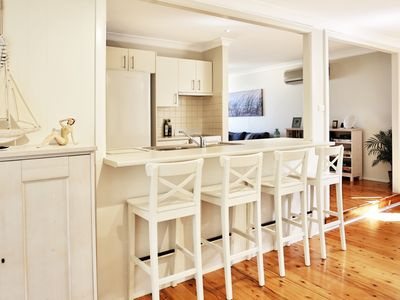 Photo for 3BR House Vacation Rental in Callala Beach, NSW