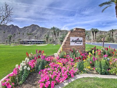 Photo for NEW! Chic Indian Wells Resort Condo w/Pool & Patio