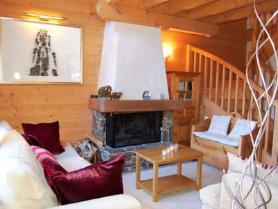 Photo for 4BR Chalet Vacation Rental in ARGENTIÈRE