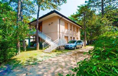 Photo for Holiday Apartment - 5 people, 35m² living space, 1 bedroom, garden, child-friendly