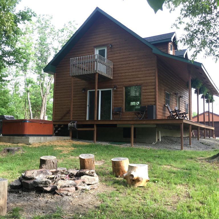 in rewealthub missouri cabins tubs log tub best images branson of hot with mo vrbo