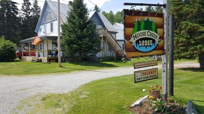 Photo for Moose Creek Lodge. Great Place For Large Groups or Family Gatherings
