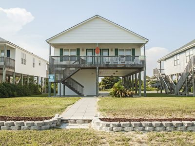 Photo for Knee Deep Paradise: Dog-Friendly 3 Bed/2 Bath Home Close to Beach and Boat Ramp