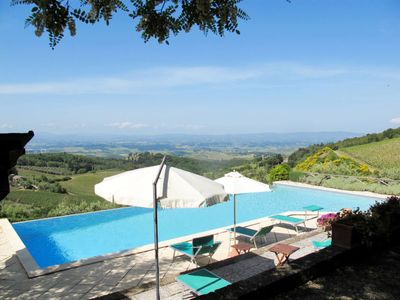 Photo for Apartment Podere Cellole (CTC153) in Castellina in Chianti - 4 persons, 2 bedrooms