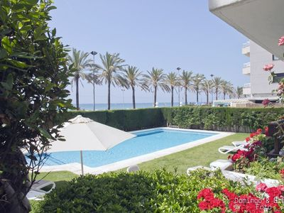 Photo for 2BR Apartment Vacation Rental in Calafell, Cataluña, Catalonia