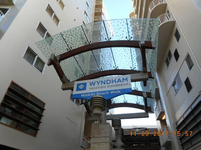 Photo for Wyndham Waikiki Beach Walk, 1 Bedroom Suite