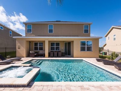 "Photo for ""Picture This... Villa Holiday to Kissimmee With all Your Family Together"", Orlando Villa 1163"