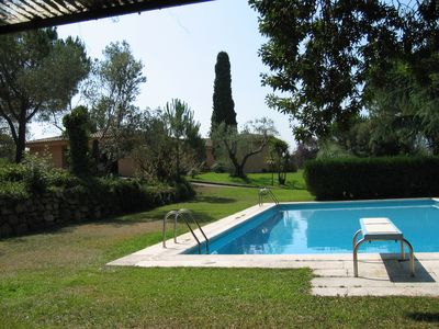 Photo for VILLA WITH BIG SWIMMING POOL AND GARDEN, WITH A LOT OF PIVACITY