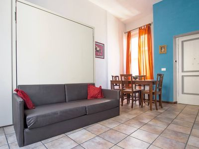 Photo for Nice apartment located in the heart of Rome, a few steps from St. Peter's