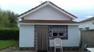 Photo for Casa Bungalow Aldea del Coto