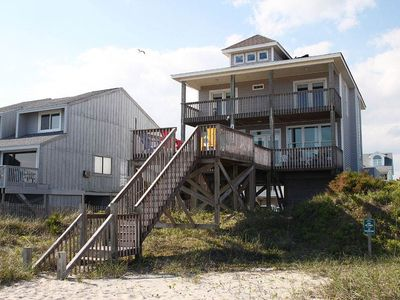 Photo for Marilu: 5 Bed/3.5 Oceanfront Home with Spacious Rooms and Incredible Views