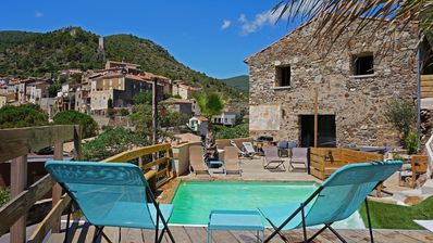 Photo for Swimming pool Village House Rental Rivière Village Vacation rental 12 person (s)
