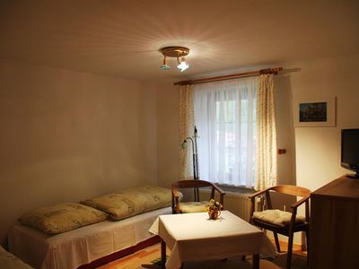 Photo for Double room, shower, toilet, non-smoking - Family Dietze