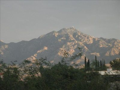 Another great view of the mountain!!  Notice observatory at the top!!