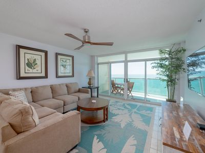 Photo for Sophisicated and quiet 3 bedroom get away! | Blue Water Keyes - 1205